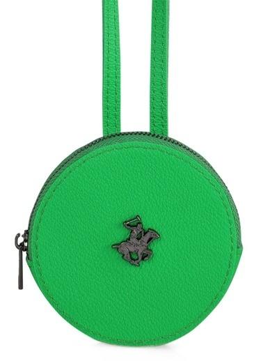 Beverly Hills Polo Club Cüzdan Yeşil